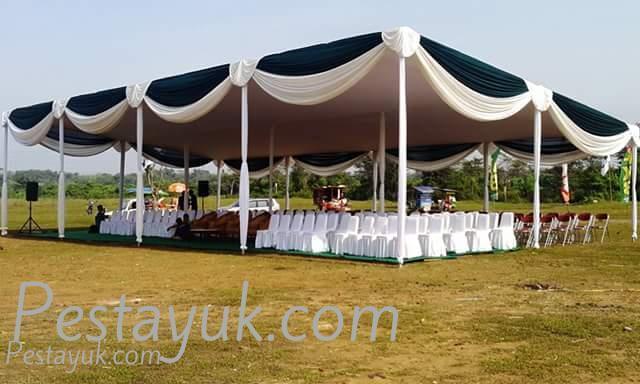 Tenda Semi Dekorasi Murah